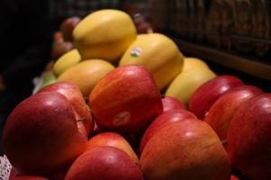 Manzanas (fruta)