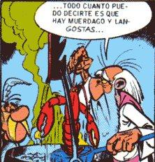 """""""Astérix Obélix Poción Cómic"""""""