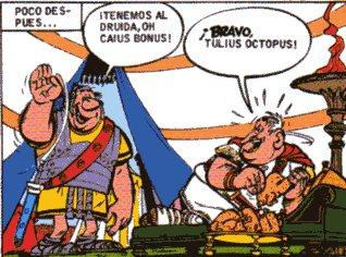 """Astérix Obélix Centurión Romano"""