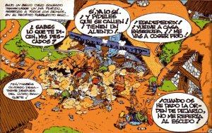 """""""Astérix Obélix Ordenalfabétix Pescado"""""""