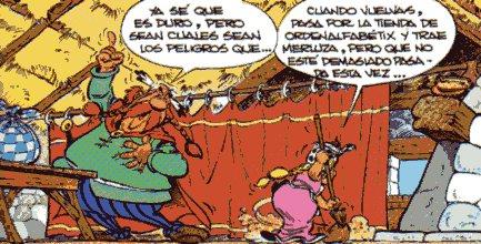 """""""Astérix Obélix Karabella Pescado"""""""