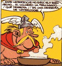 """Astérix Obélix Belga Waterzooie"""