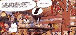 """""""Astérix Obélix Hispania España Jamón"""""""