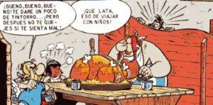 """""""Astérix Obélix Hispania España Jabalí"""""""