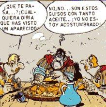 """Astérix Obélix Hispania España Romano"""