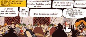 """""""Astérix Obélix Hispania España"""""""