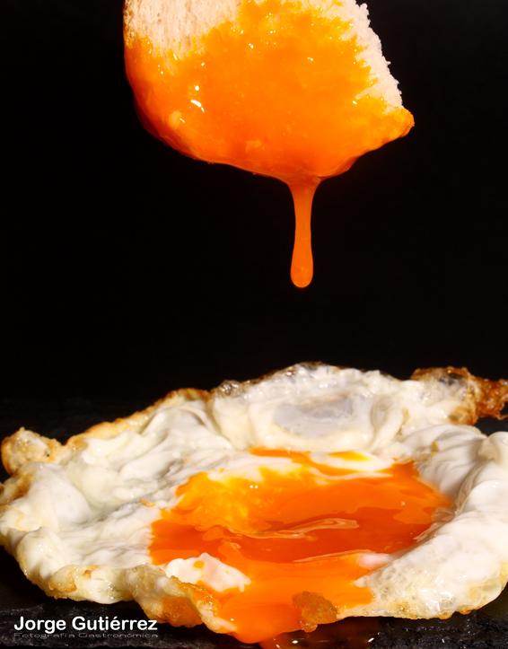 """""""Huevo Frito Yema"""""""
