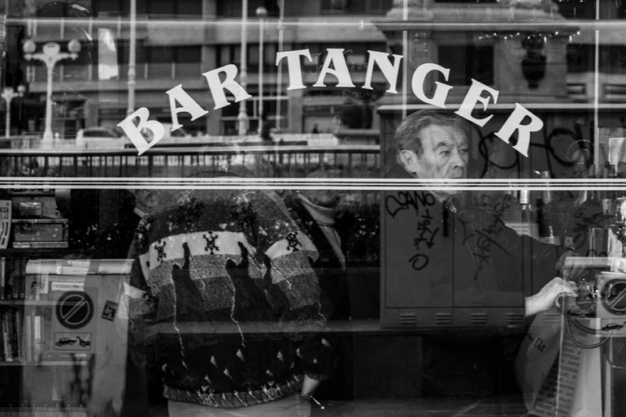 Bar Tanger. Donosti