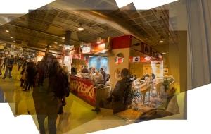 Stand de Serpeska en el Salón de Gourmets 2014
